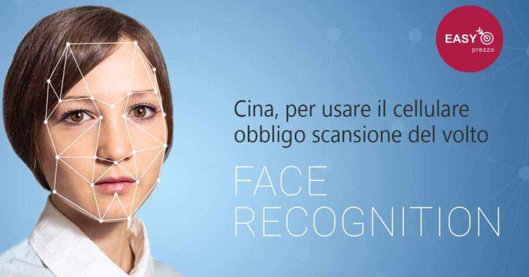 Cina, per usare il cellulare obbligo scansione del volto easyprezzo