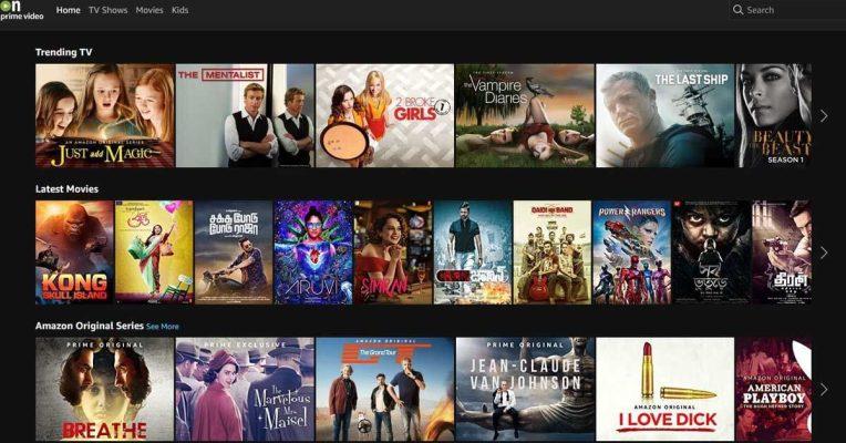 le migliori serie tv Amazon-Prime video